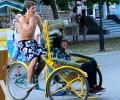 бердянский рикша